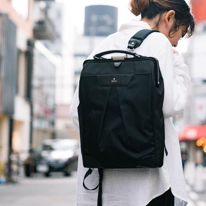 masterpiece マスターピース Tact Backpack Sサイズ バックパック ダレスバッグ 2WAY カバン 大容量 メンズ レディース nakota 03
