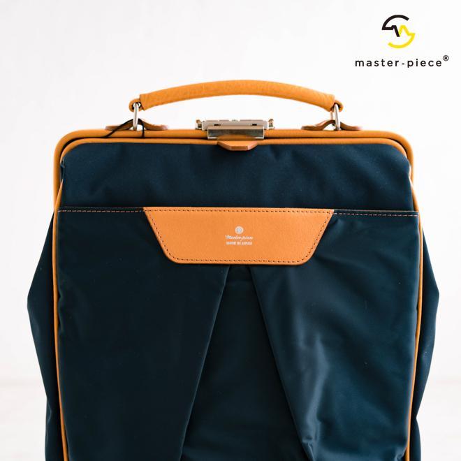 masterpiece マスターピース Tact Backpack Sサイズ バックパック ダレスバッグ 2WAY カバン 大容量 メンズ レディース nakota 04