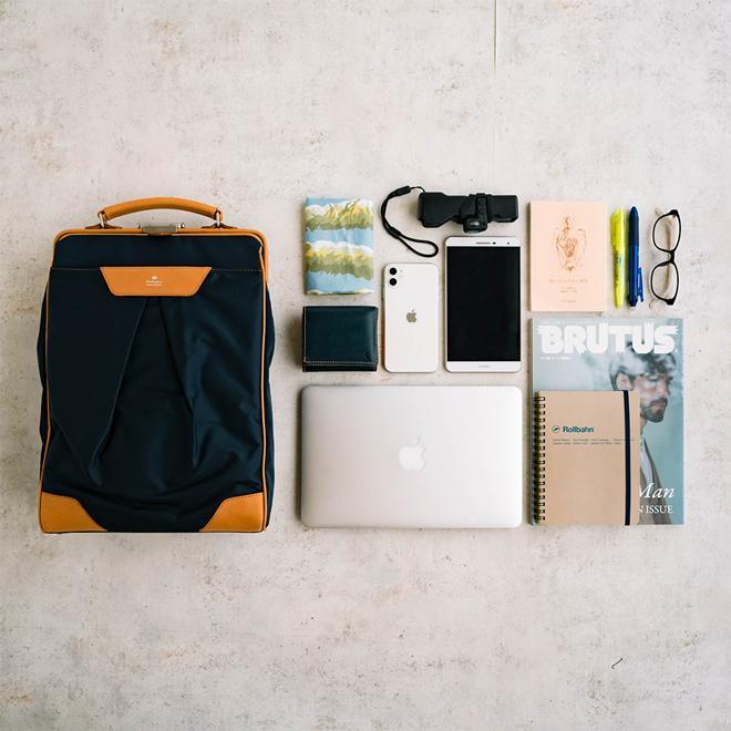 masterpiece マスターピース Tact Backpack Sサイズ バックパック ダレスバッグ 2WAY カバン 大容量 メンズ レディース nakota 05