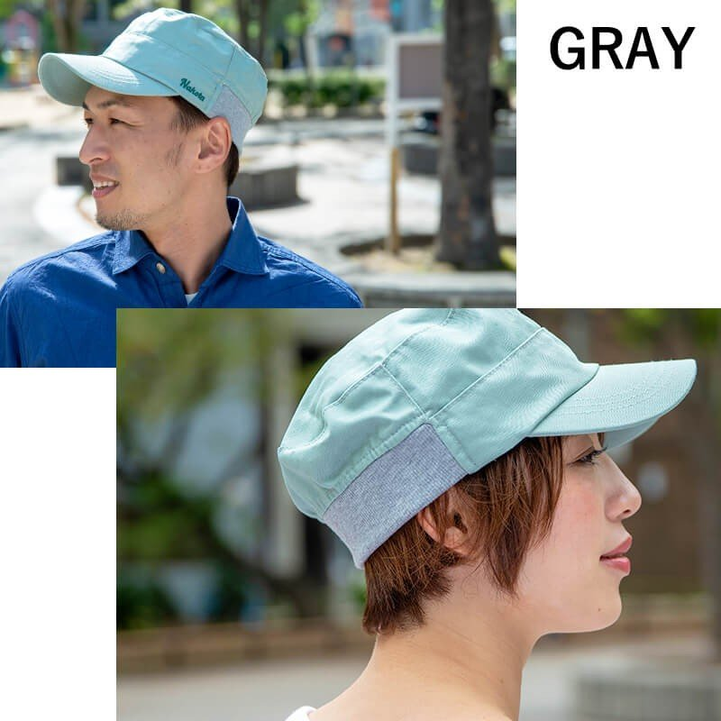 nakota ナコタ ツイルワークキャップ 帽子 チノワークキャップ メンズ レディース 大きい nakota 05
