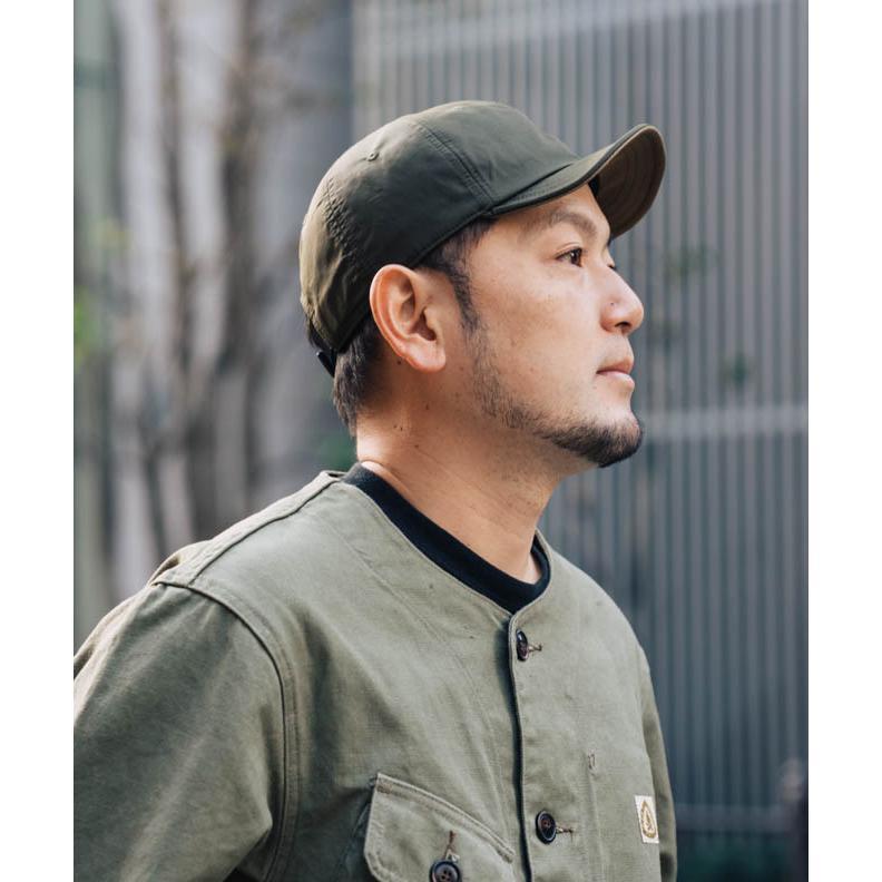 キャップ 帽子 nakota ナコタ BALL HIKE CAP 60/40クロス ツバ短 撥水 大きいサイズ|nakota|02