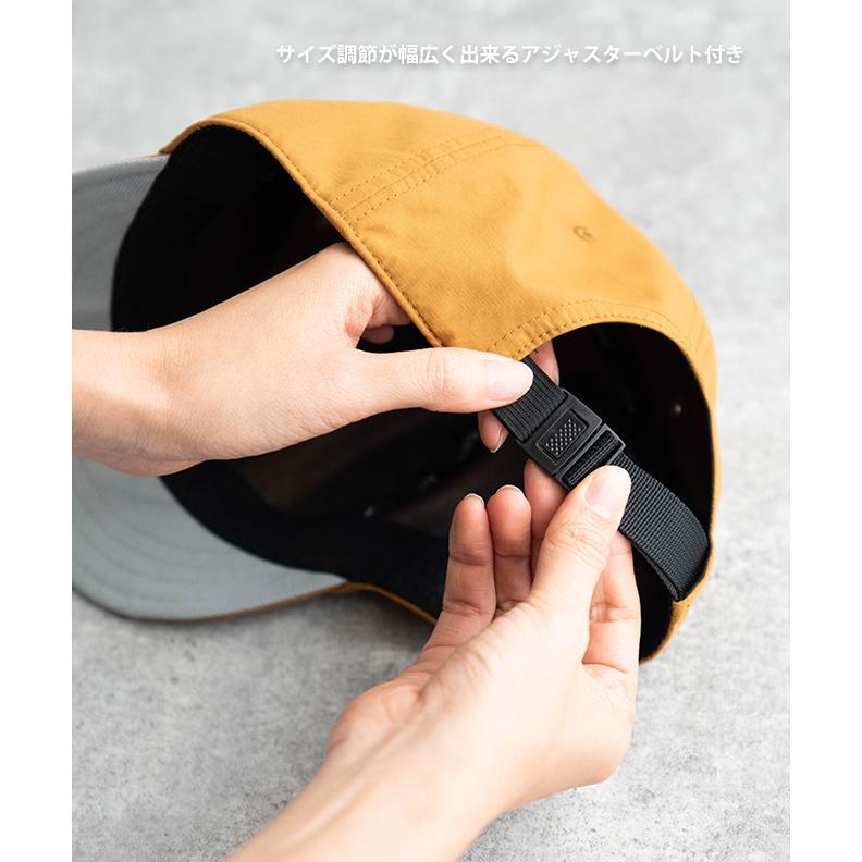 キャップ 帽子 nakota ナコタ BALL HIKE CAP 60/40クロス ツバ短 撥水 大きいサイズ|nakota|16