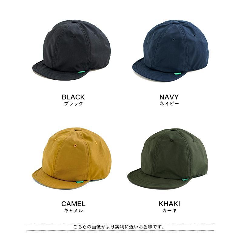 キャップ 帽子 nakota ナコタ BALL HIKE CAP 60/40クロス ツバ短 撥水 大きいサイズ|nakota|20