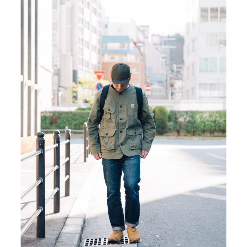 キャップ 帽子 nakota ナコタ BALL HIKE CAP 60/40クロス ツバ短 撥水 大きいサイズ|nakota|06