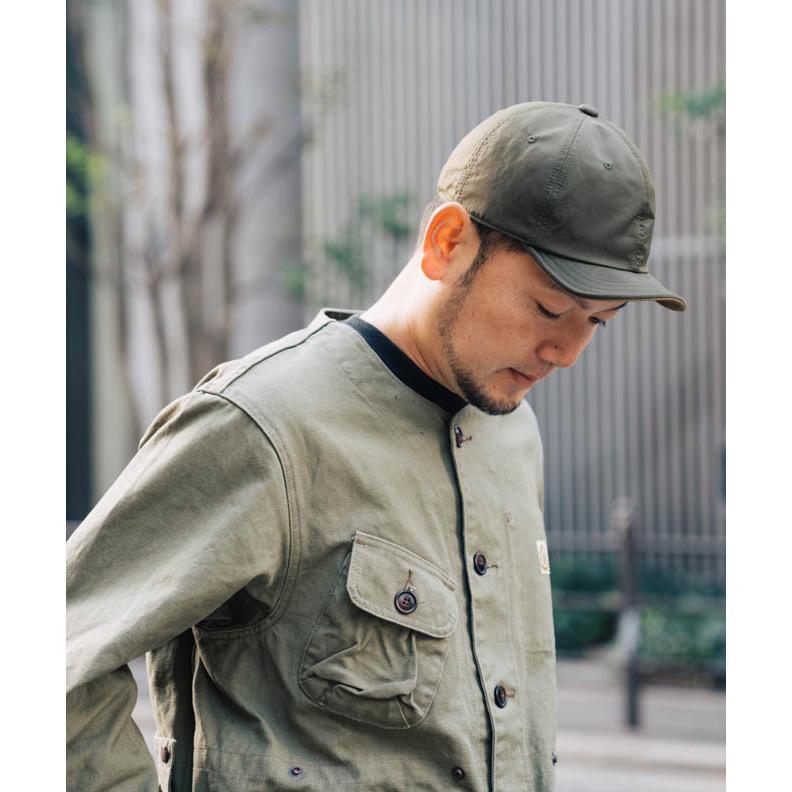 キャップ 帽子 nakota ナコタ BALL HIKE CAP 60/40クロス ツバ短 撥水 大きいサイズ|nakota|07