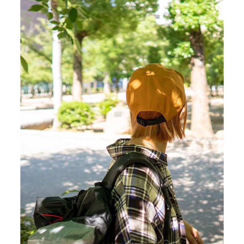 キャップ 帽子 nakota ナコタ BALL HIKE CAP 60/40クロス ツバ短 撥水 大きいサイズ|nakota|10