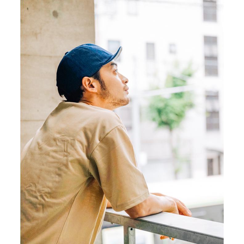 nakota ナコタ BOLD ROUND キャップ つば短  ベースボールキャップ 帽子 大きいサイズ  深い|nakota|02