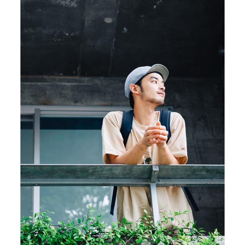 nakota ナコタ BOLD ROUND キャップ つば短  ベースボールキャップ 帽子 大きいサイズ  深い|nakota|03