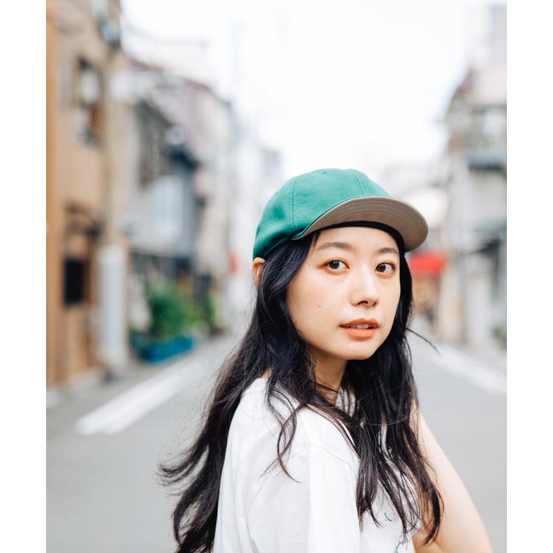 nakota ナコタ BOLD ROUND キャップ つば短  ベースボールキャップ 帽子 大きいサイズ  深い|nakota|05