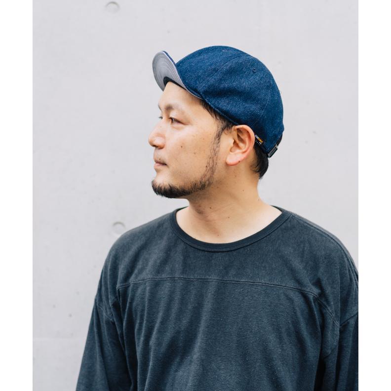 nakota ナコタ BOLD ROUND キャップ つば短  ベースボールキャップ 帽子 大きいサイズ  深い|nakota|09