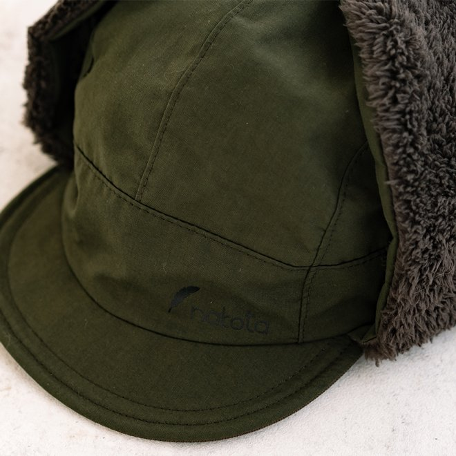 nakota ナコタ 帽子 ロクヨンクロス フライトキャップ パイロットキャップ 大きいサイズ メンズ レディース 軽撥水 nakota 14