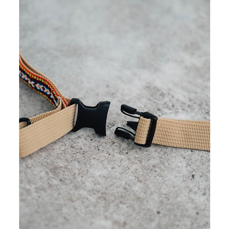nakota × strapper daisy chain neck strap ナコタ×ストラッパー デイジーチェーンストラップ ネックストラップ 携帯ストラップ 手ぶら 斜め掛け|nakota|11