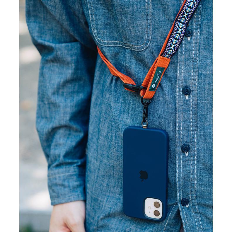 nakota × strapper daisy chain neck strap ナコタ×ストラッパー デイジーチェーンストラップ ネックストラップ 携帯ストラップ 手ぶら 斜め掛け|nakota|15