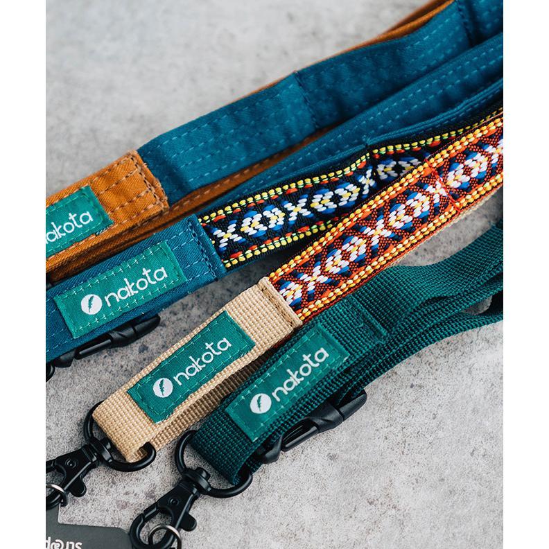 nakota × strapper daisy chain neck strap ナコタ×ストラッパー デイジーチェーンストラップ ネックストラップ 携帯ストラップ 手ぶら 斜め掛け|nakota|10