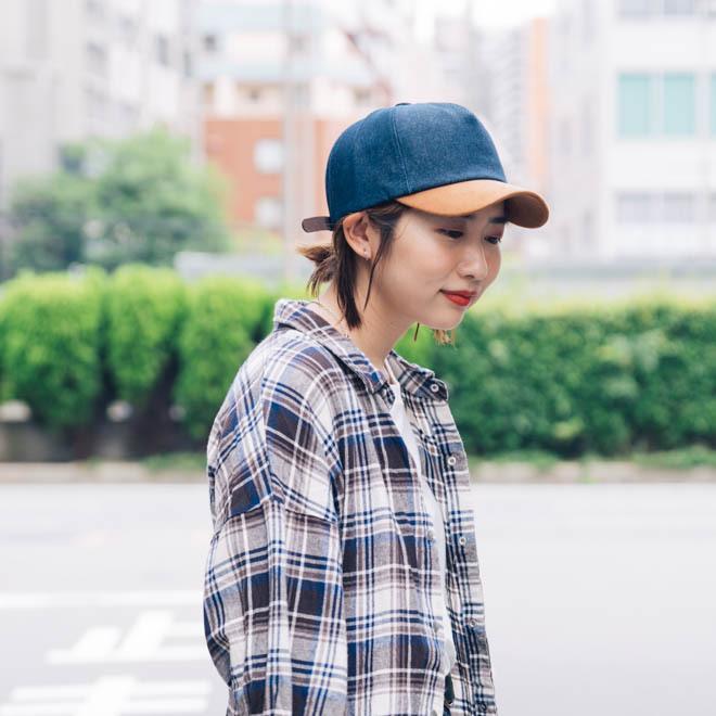nakota ナコタ ショートトリップデニムキャップ 帽子 BBキャップ ベースボールキャップ メンズ レディース フェス 旅行 アウトドア nakota 02