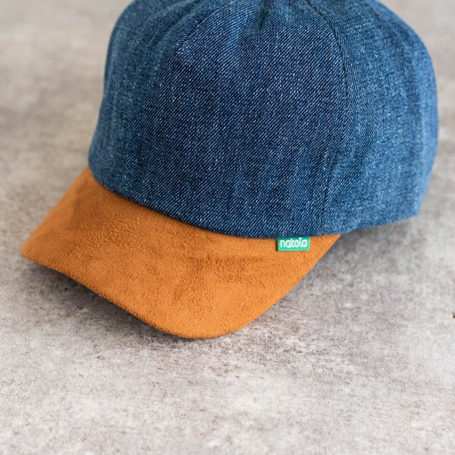 nakota ナコタ ショートトリップデニムキャップ 帽子 BBキャップ ベースボールキャップ メンズ レディース フェス 旅行 アウトドア nakota 05