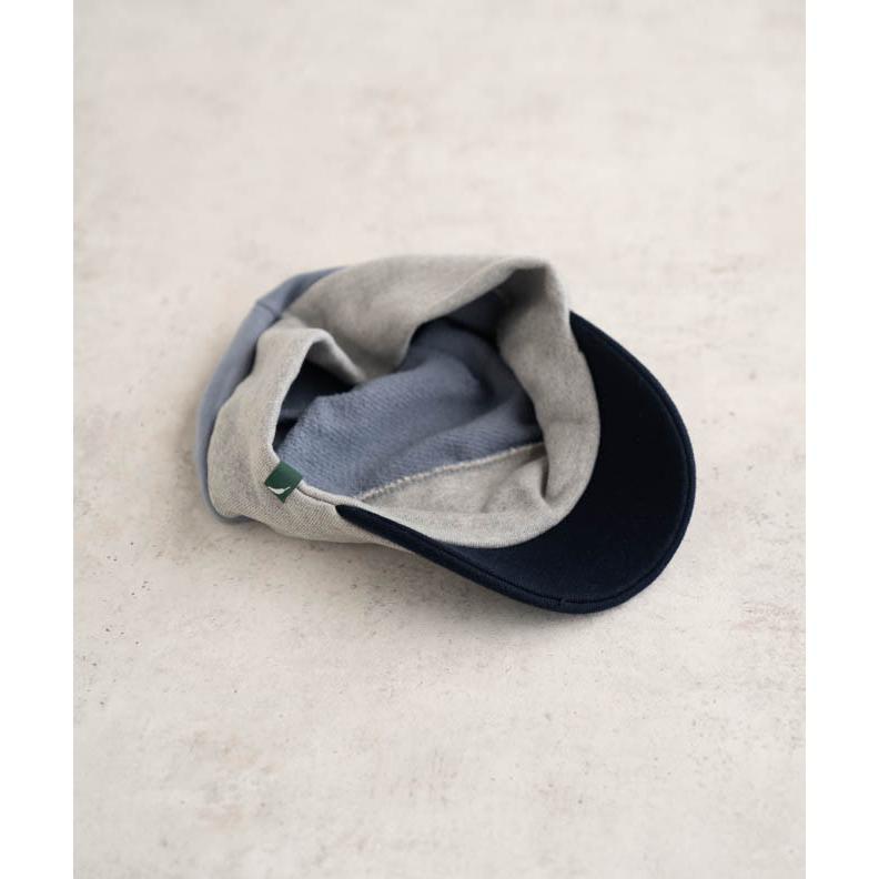 nakota ナコタ スウェットワークキャスケット 帽子 キャップ メンズ レディース トリコロール トライカラー 大きいサイズ ビッグサイズ ゆったり 秋 冬|nakota|14
