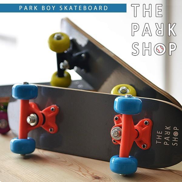 THE PARK SHOP ( ザ パークショップ ) PARK BOY SKATEBOARD スケートボード キッズ スケボー インテリア プレゼント 子供 nakota