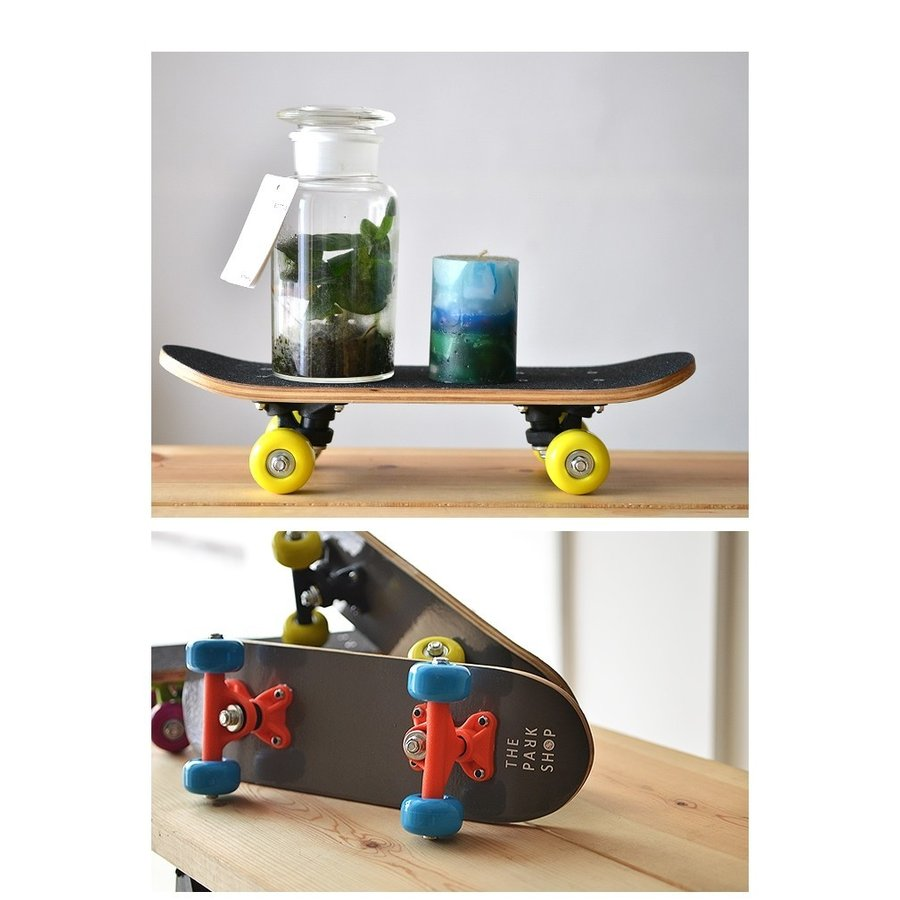 THE PARK SHOP ( ザ パークショップ ) PARK BOY SKATEBOARD スケートボード キッズ スケボー インテリア プレゼント 子供 nakota 05