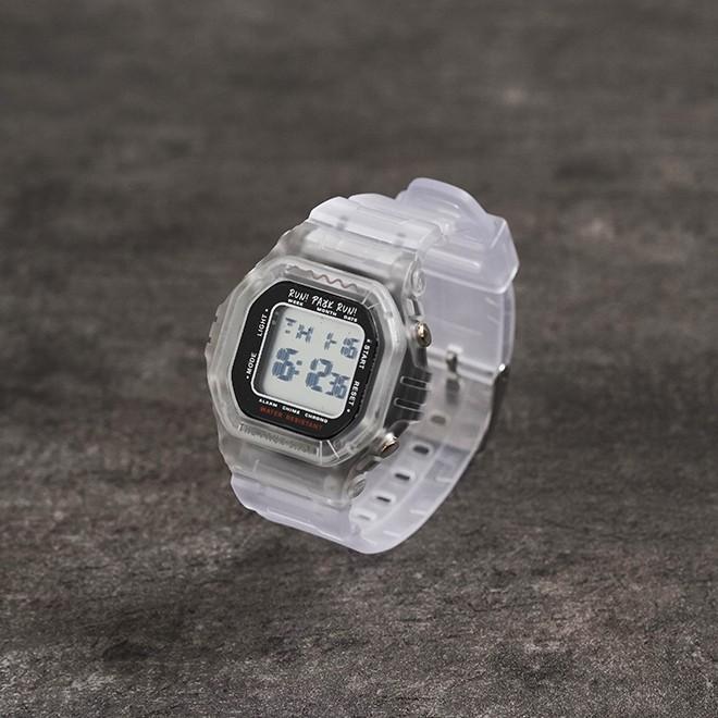 THE PARK SHOP ザ パークショップ TECHBOY WATCH 腕時計 デジタルウォッチ キッズ 子供 大人 親子 ペア nakota 06