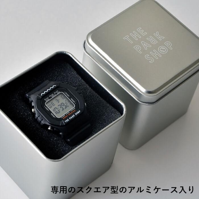 THE PARK SHOP ザ パークショップ TECHBOY WATCH 腕時計 デジタルウォッチ キッズ 子供 大人 親子 ペア nakota 08
