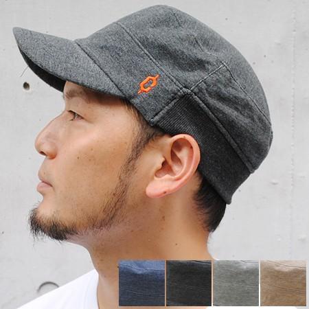 clef (クレ) リブ スウェット ワークキャップ 帽子 キャップ 2サイズ展開!小顔効果アリ季節を問わず年中被れるワークキャップ|nakota