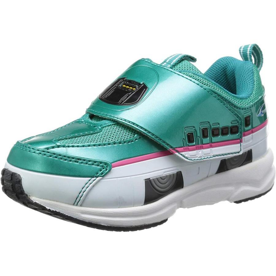 プラレール 新幹線 はやぶさ こまち N700 D51 かがやき 子供靴 スリッポン マジックテープ 子供靴 新幹線 鉄道 電車 トミカ TOMICA|namosee|14