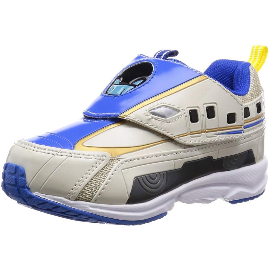 プラレール 新幹線 はやぶさ こまち N700 D51 かがやき 子供靴 スリッポン マジックテープ 子供靴 新幹線 鉄道 電車 トミカ TOMICA|namosee|15
