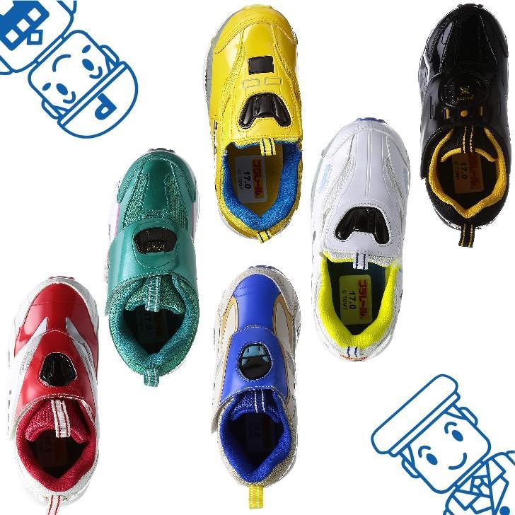 プラレール 新幹線 はやぶさ こまち N700 D51 かがやき 子供靴 スリッポン マジックテープ 子供靴 新幹線 鉄道 電車 トミカ TOMICA|namosee|03