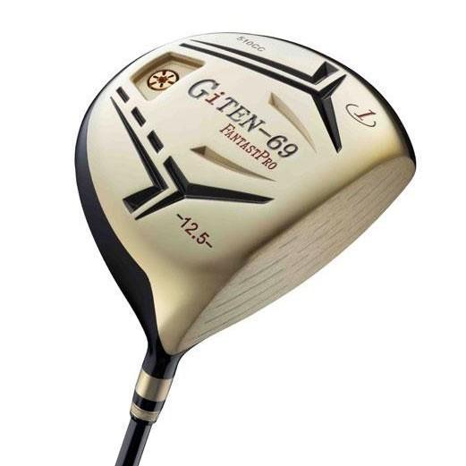 【送料無料】ファンタストプロ GiTEN-69 ドライバー ゴルフクラブ