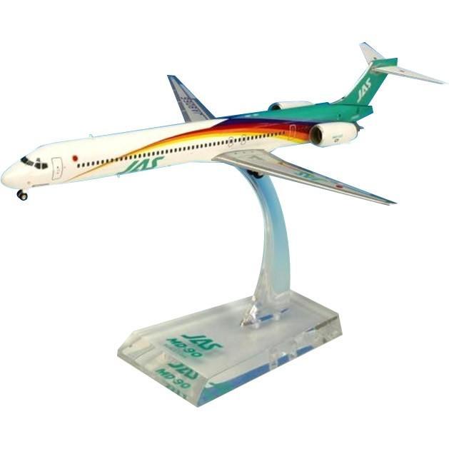 【送料無料】JAL/日本航空 JAS MD-90 5号機 ダイキャストモデル 1/200スケール BJE3038