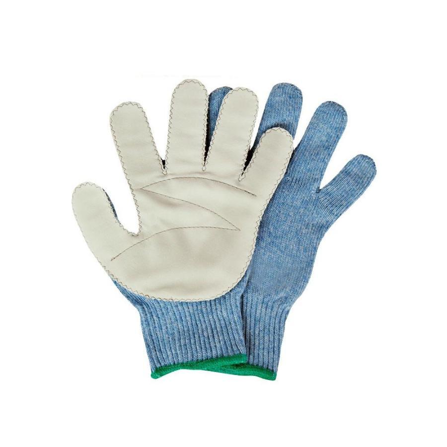 【送料無料】耐針・耐切作業手袋 CXインスリンプロ CX GABA IP 青色 フリーサイズ