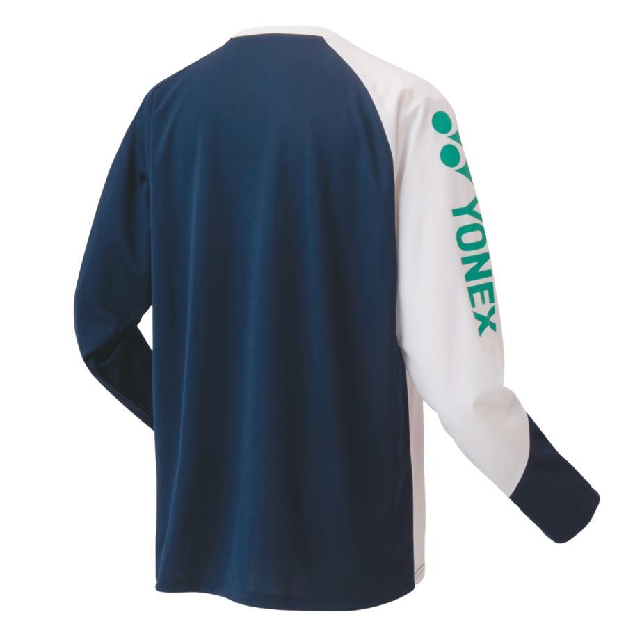 YONEX ロングスリーブTシャツ(Uni)16537Y ※受注会限定 2021年9月発売 nanaha2006 05