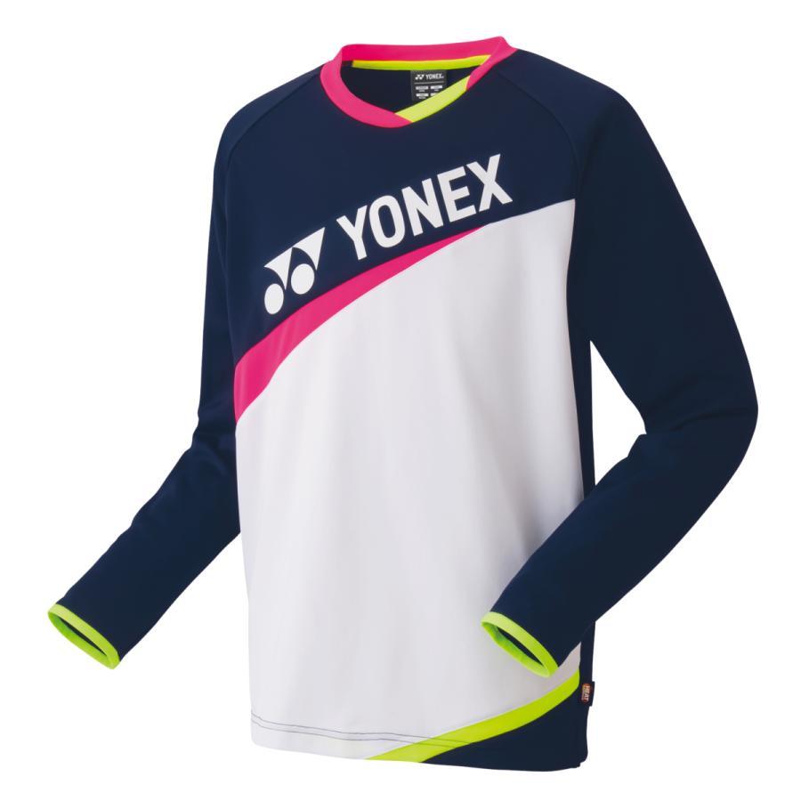 送料無料!YONEX ライトトレーナー(Uni/フィットスタイル)31043 ※数量限定 2021年9月発売|nanaha2006|02