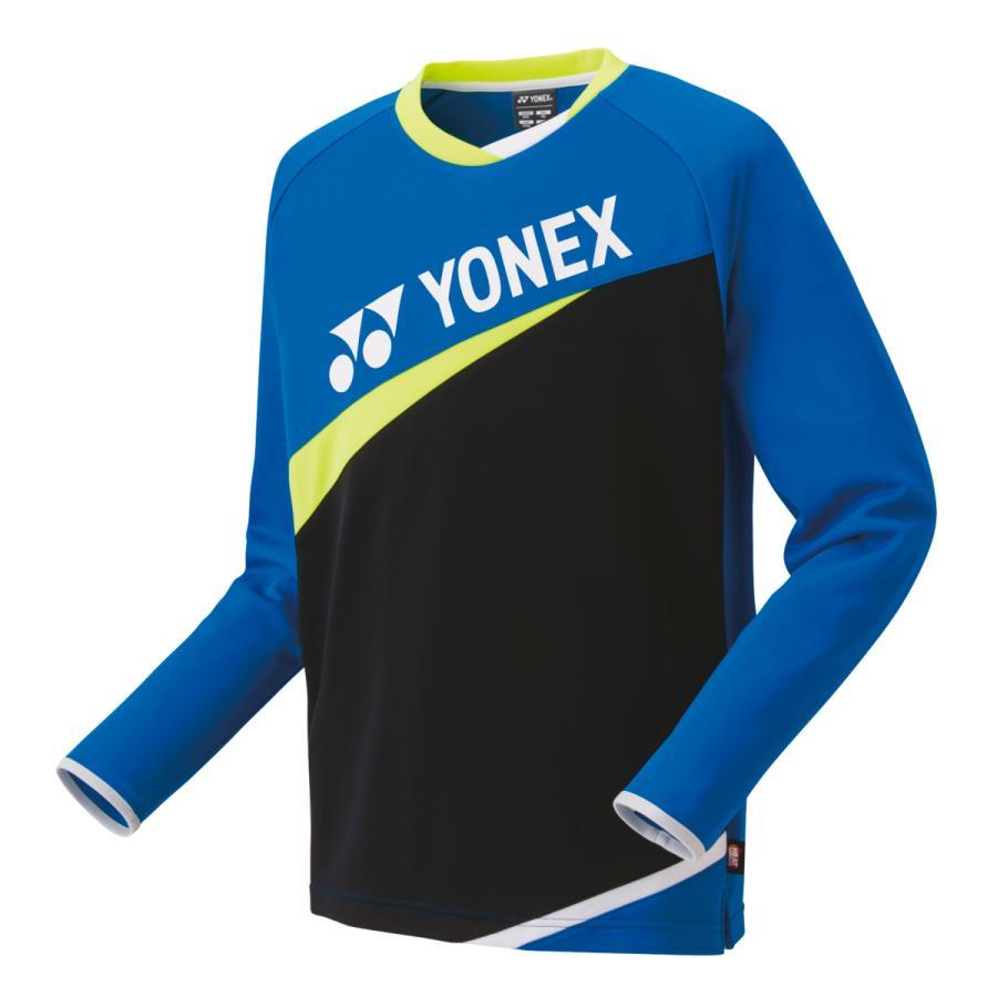 送料無料!YONEX ライトトレーナー(Uni/フィットスタイル)31043 ※数量限定 2021年9月発売|nanaha2006|03
