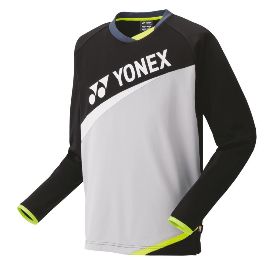 送料無料!YONEX ライトトレーナー(Uni/フィットスタイル)31043 ※数量限定 2021年9月発売|nanaha2006|04