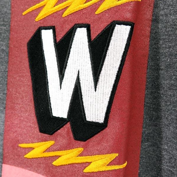 WTAPS ダブルタップス 18A/W TREMOR/TEE COPO WロゴTシャツ  チャコール|nanainternational|04