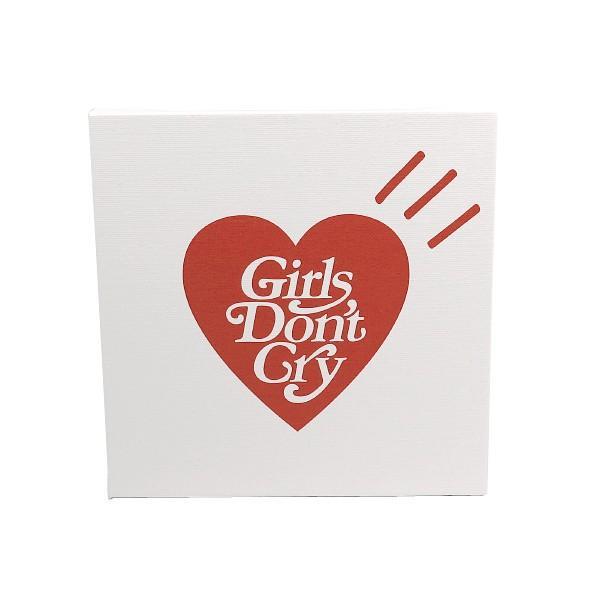 HUMAN MADE ヒューマンメイド × Girls Don't Cry ガールズドントクライ CANVAS PRINT キャンバス プリント セット|nanainternational|02
