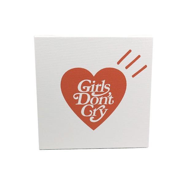 HUMAN MADE ヒューマンメイド × Girls Don't Cry ガールズドントクライ CANVAS PRINT キャンバス プリント セット|nanainternational|05