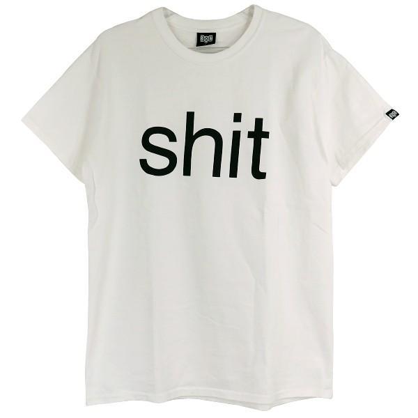 BOUNTY HUNTER バウンティーハンター Shit Tシャツ シット nanainternational