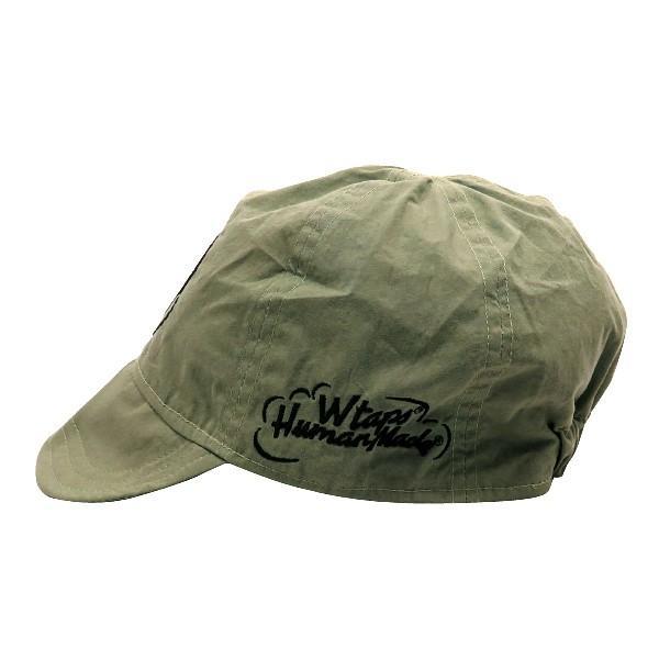 WTAPS ダブルタップス × HUMAN MADE ヒューマンメイド 19AW WT MILITARY CAP/CAP. COTTON. WEATHER. HUMAN MADE ミリタリー キャップ nanainternational 03