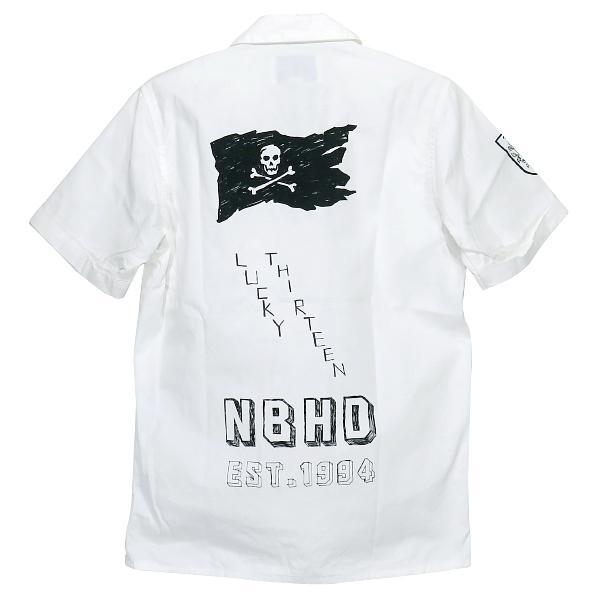 NEIGHBORHOOD ネイバーフッド 17AW MEMORIAL/C-SHIRT.SS 172UCNH-SHM01S 半袖シャツ|nanainternational|02