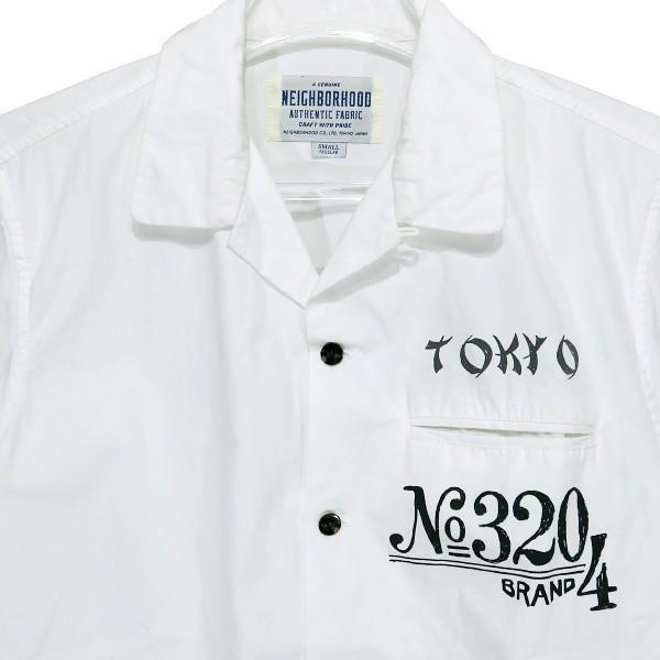 NEIGHBORHOOD ネイバーフッド 17AW MEMORIAL/C-SHIRT.SS 172UCNH-SHM01S 半袖シャツ|nanainternational|03