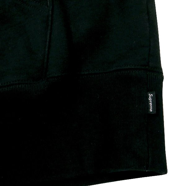 SUPREME シュプリーム × COMME des GARCONS SHIRT 18AW SPLIT BOX LOGO HOODED SWEATSHIRT コムデギャルソンシャツ ボックスロゴ プルオーバー nanainternational 06