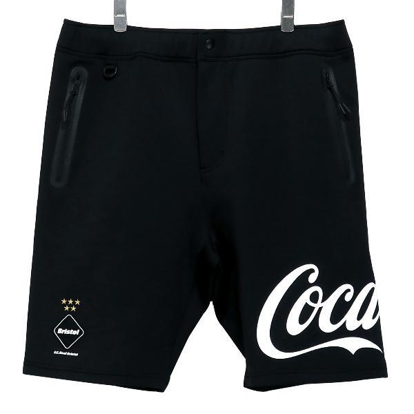 F.C.R.B. エフシーアールビー 20SS COCA-COLA PDK SHORTS FCRB-200014 コカ コーラ ショーツ|nanainternational