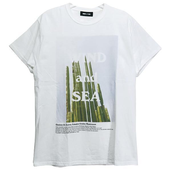 WIND AND SEA  ウィンダンシー OAXACA Tシャツ|nanainternational