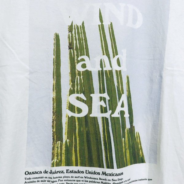 WIND AND SEA  ウィンダンシー OAXACA Tシャツ|nanainternational|04