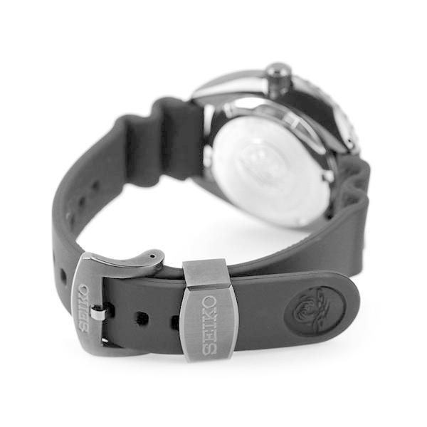 セイコー プロスペックス ダイバー スキューバ ネット流通限定モデル タートル メンズ 腕時計 SBDY087 SEIKO PROSPEX オールブラック 黒|nanaple-ya|05