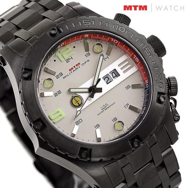 MTM エムティーエム ヴァルチャー 充電式クオーツ チタン メンズ 腕時計 VUL-TBK-TAN1-MBTI VULTURE
