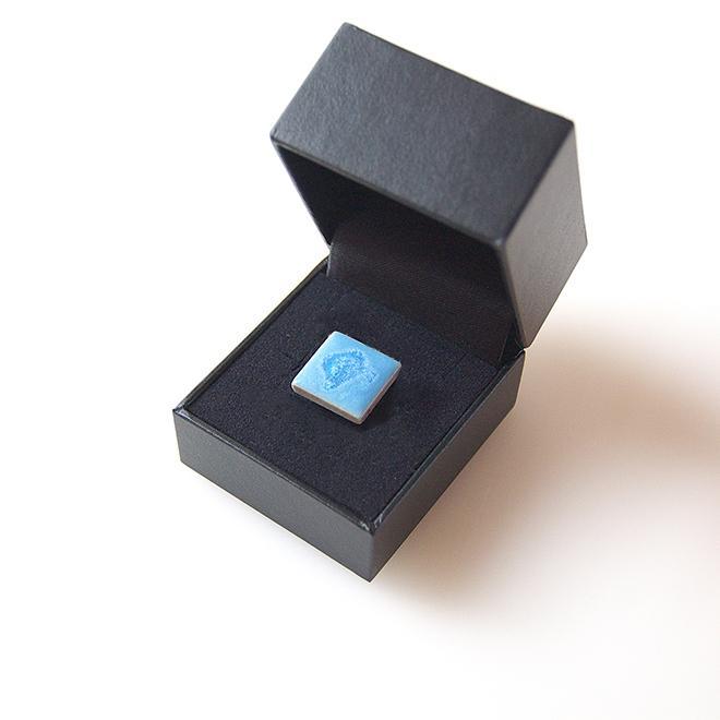 結晶のタイタック・ピンバッチ|nanayosha|10